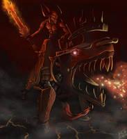 warhammer by SchastnySergey