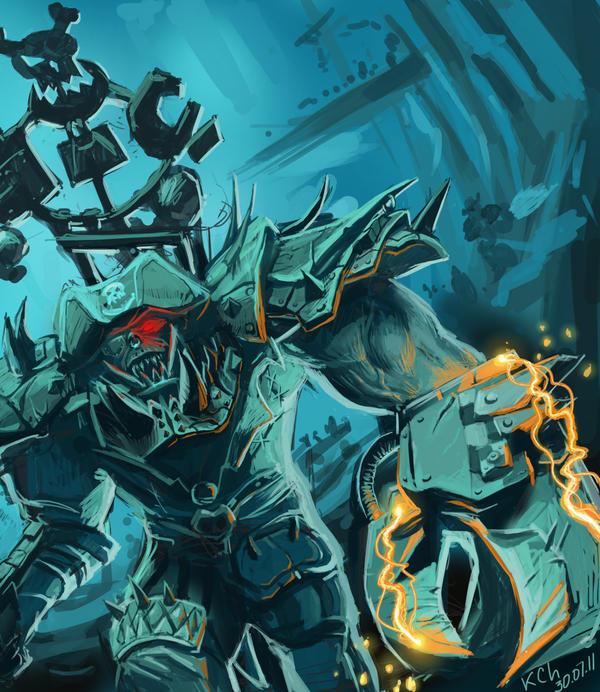 warhammer2 by SchastnySergey