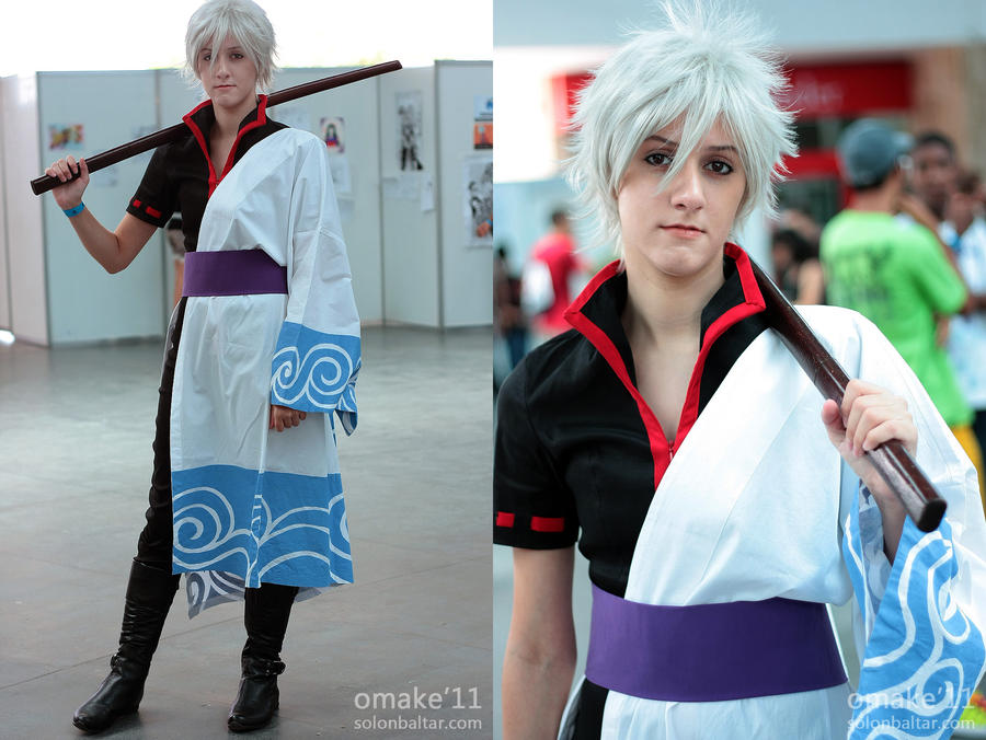 gintoki cosplay - photo #14