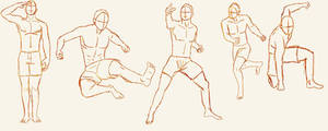 POSES: Action