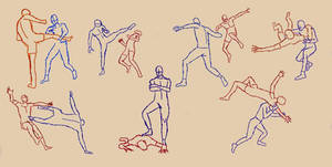 POSES: Sparing Poses