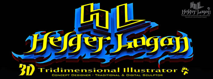 Helder Logan Logotype