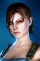 Jill Valentine by lishaoran00