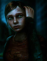 The Last of Us - Ellie by lishaoran00
