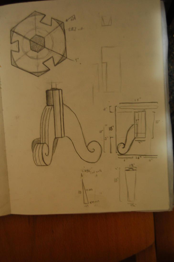 stook sketch 2 by elihaun