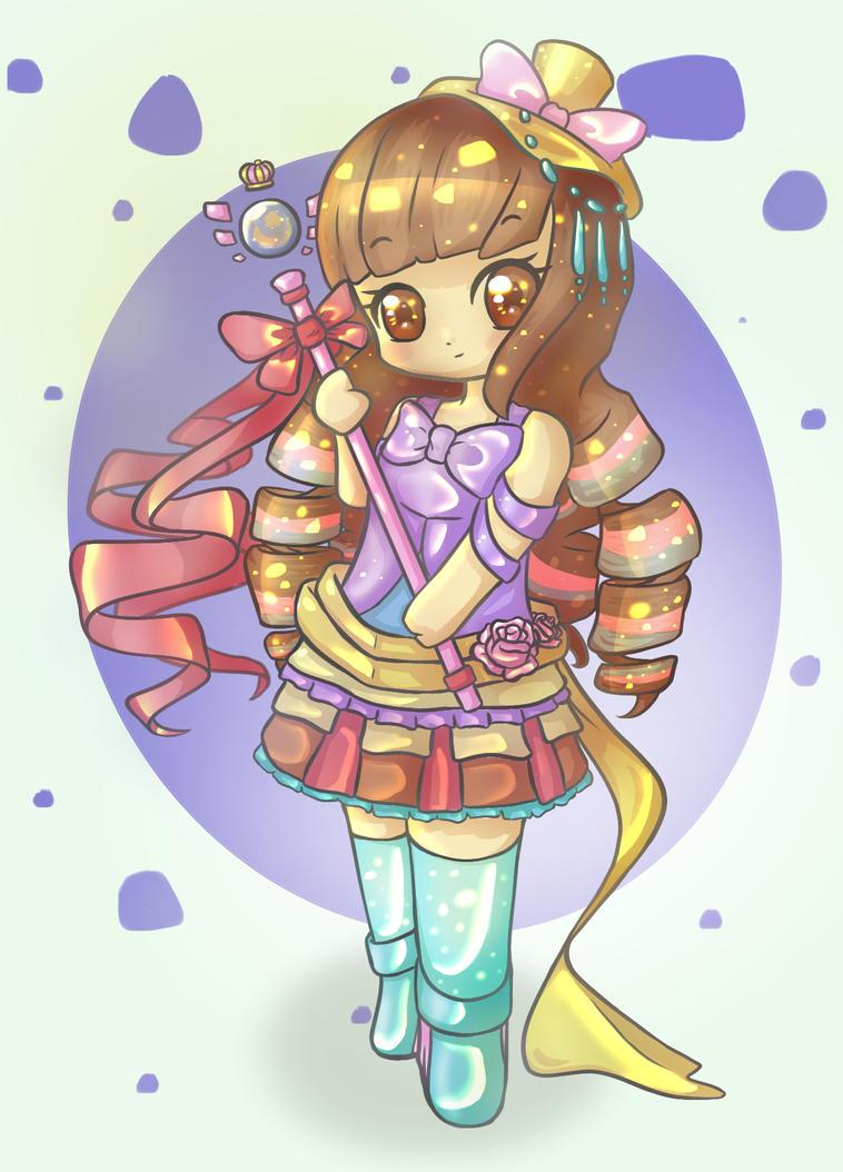 Naoka Chibi by luko3artist