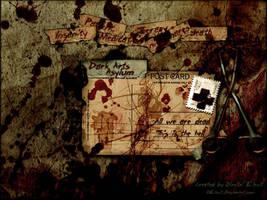 Asylum Wallpaper by DElevit