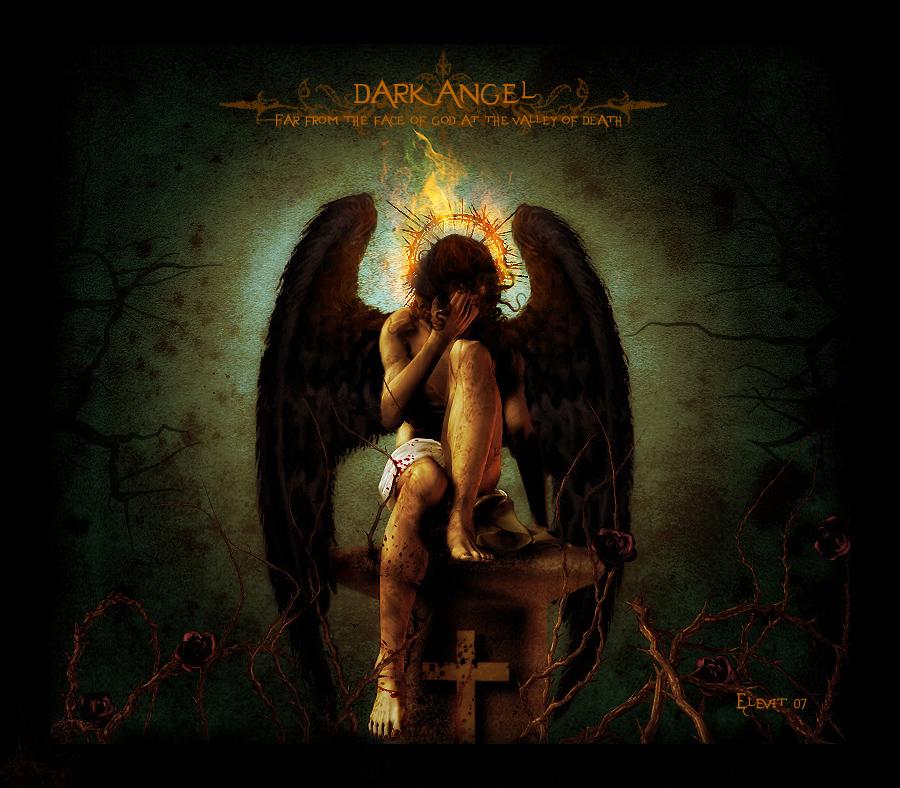 Dark Angel by DElevit