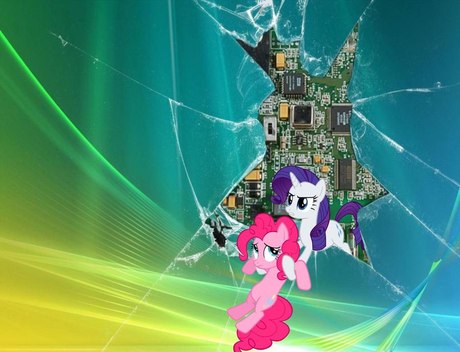 my little pony wallpaper by kawirider776 on deviantart