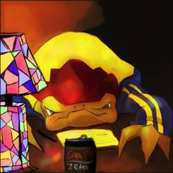 Kro'self by Cardboredbox