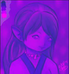 Rika by Cardboredbox
