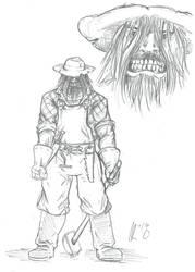 Boneyard Jack 1 by Pol-Rua