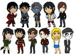 All of the Chibis