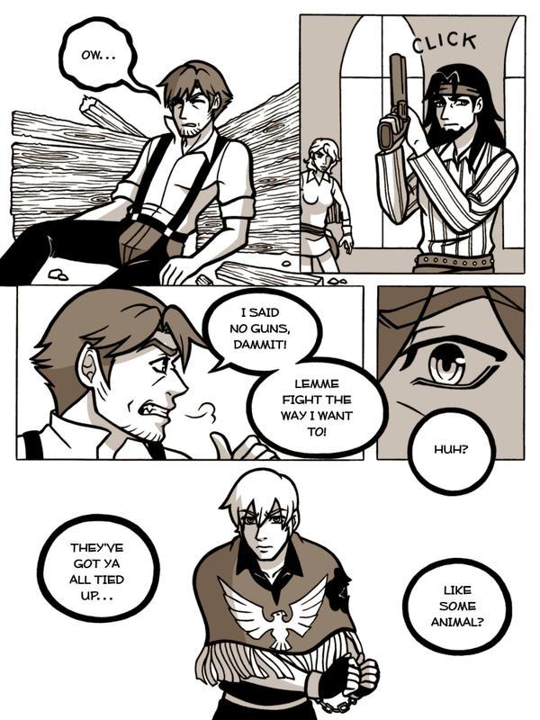 Silver (Page 206) by AliciaMuhm