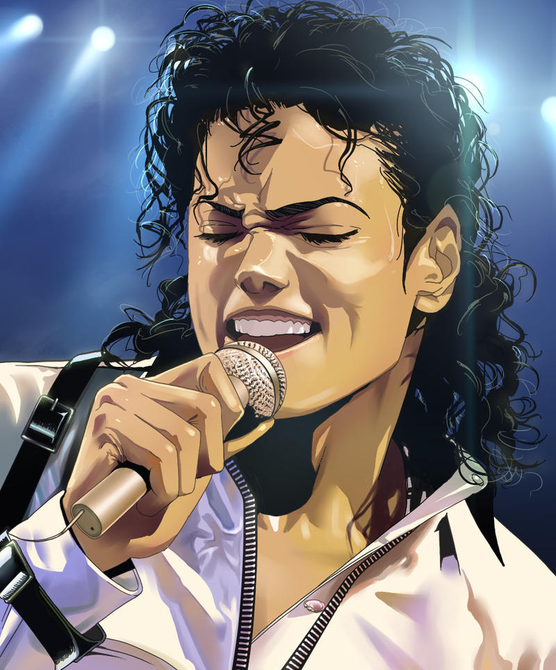 Michael Jackson by Hinoe-0