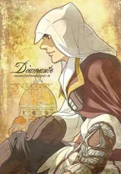 Ezio in Firenze by Hinoe-0