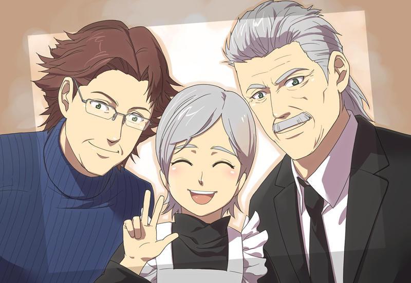 Family photo by Hinoe-0