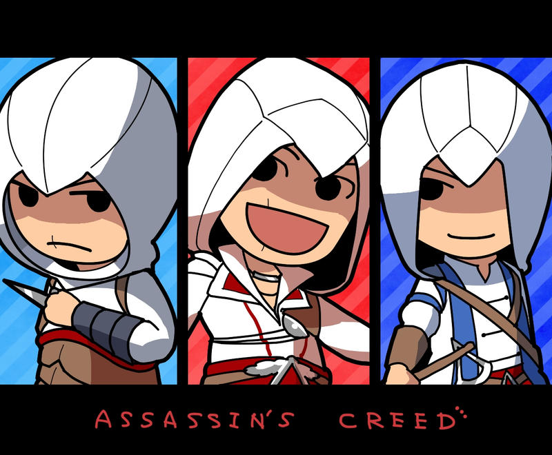 Assassins by Hinoe-0