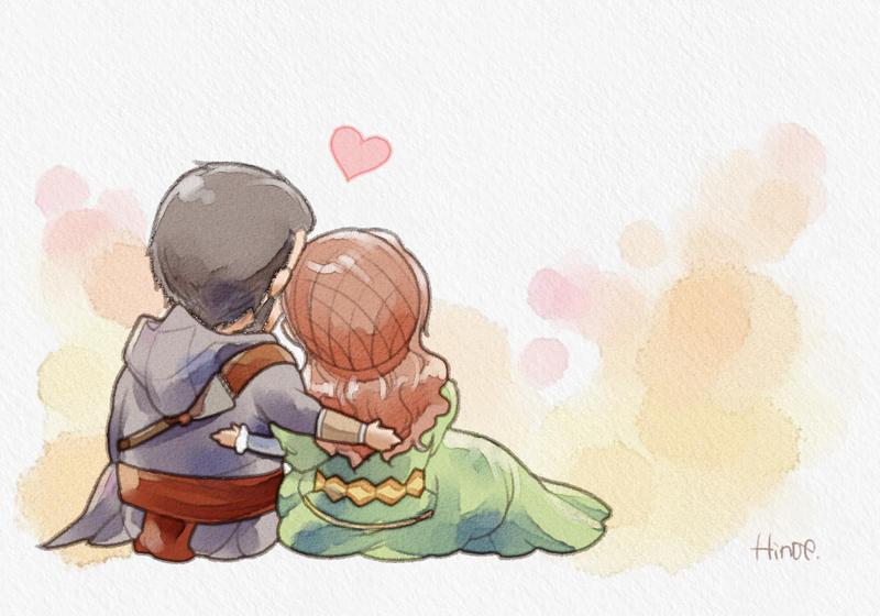 Happy Feelings by Hinoe-0