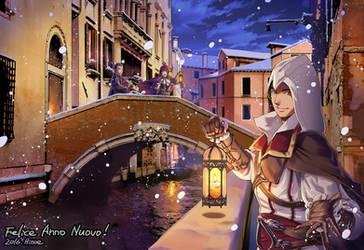 Felice Anno Nuovo! by Hinoe-0