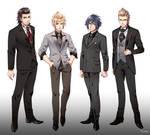 Full-dress Suits