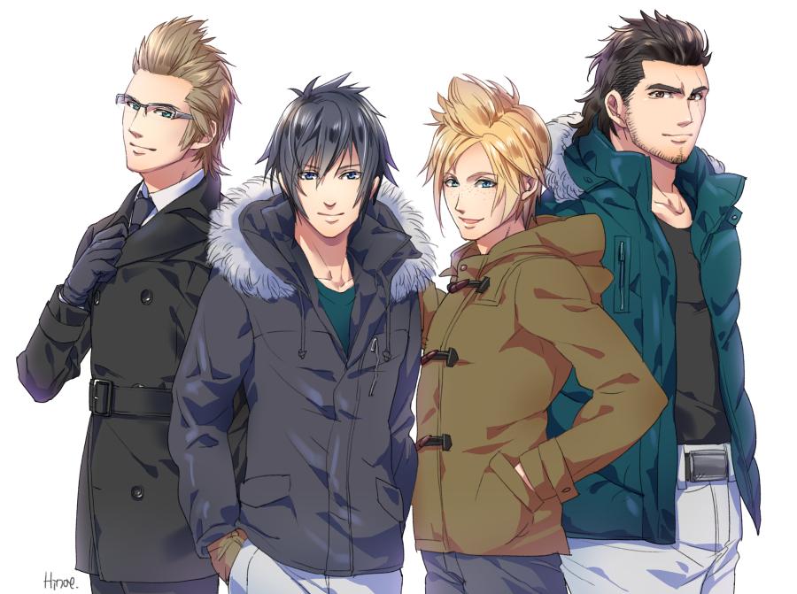Winter Coats by Hinoe-0