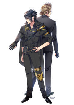 Noct and Ignis