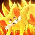 Fennekin - I am the Fire Starter