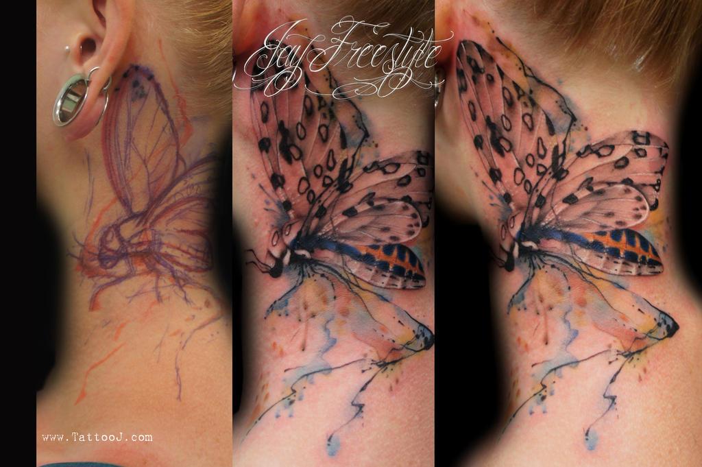 Tattoo Moth by Tattoo-J
