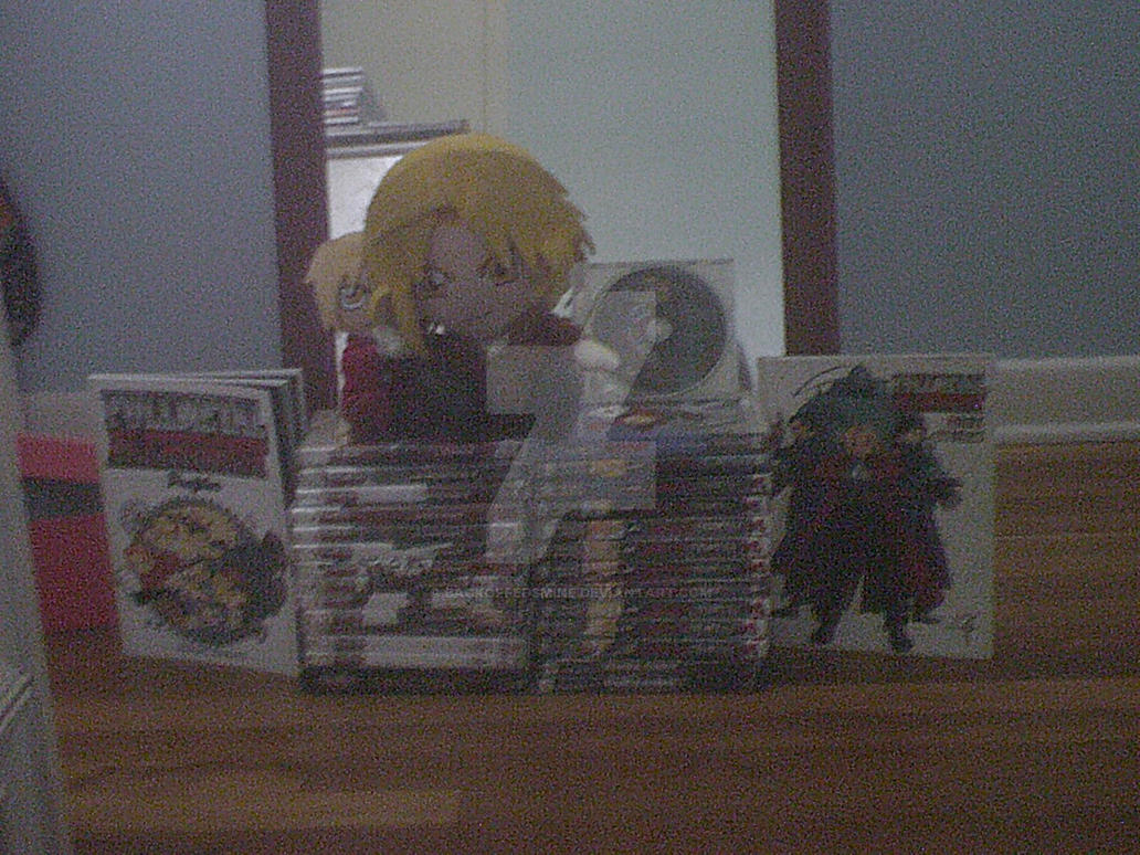 My FMA Collection by BackOffEdsMine