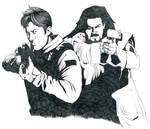 Stargate Atlantis Team-up