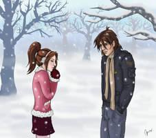 Coldness by miraxterrik