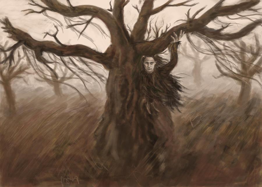 Norse Art Loki - Norse version Picture