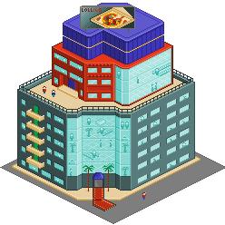 Metropolis super hotel by lollige