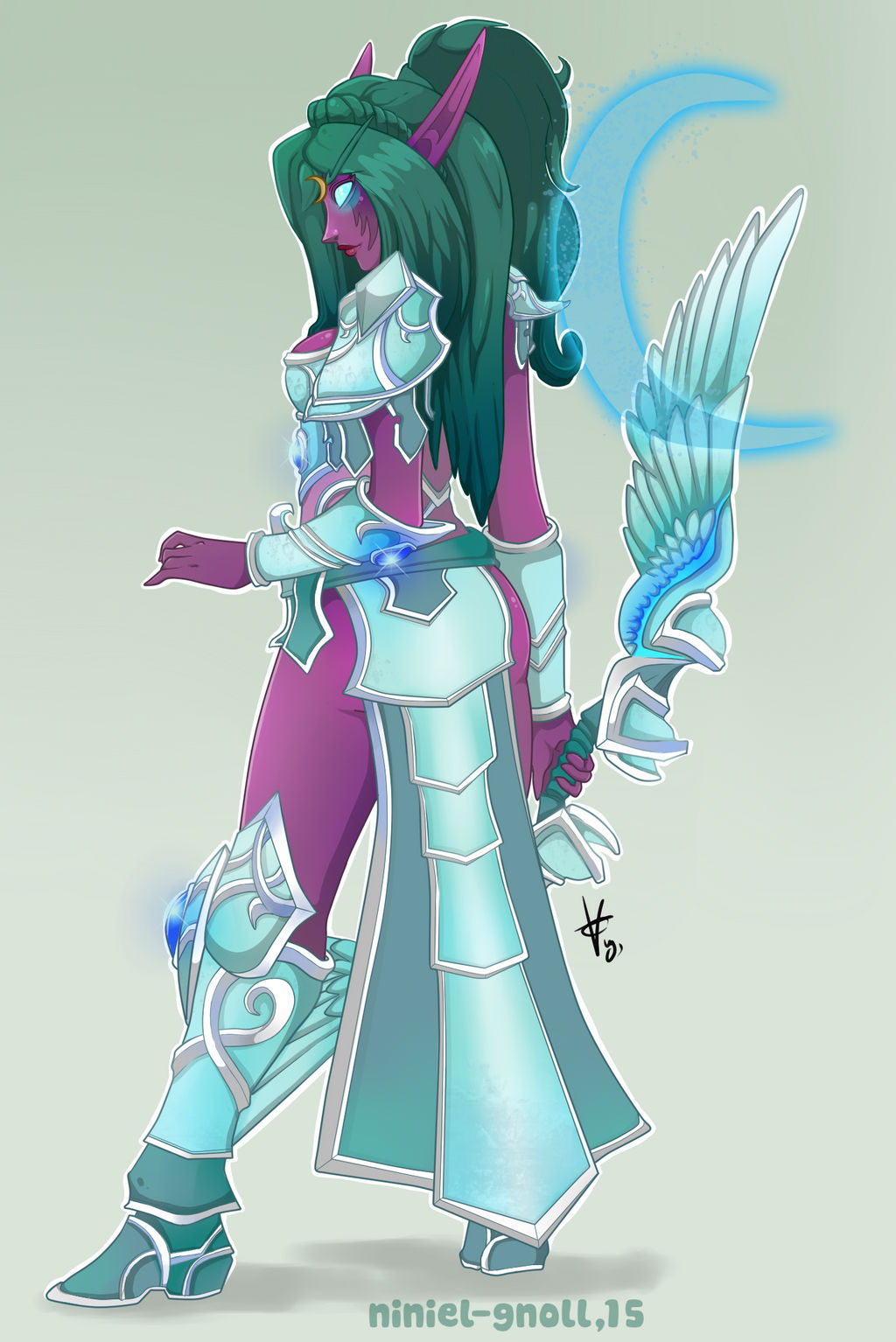 Hots Tyrande By Niniel Gnoll On Deviantart Tyrande counter picks, synergies and other matchups. hots tyrande by niniel gnoll on