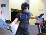 Anime Boston 2012 - Zack Fair