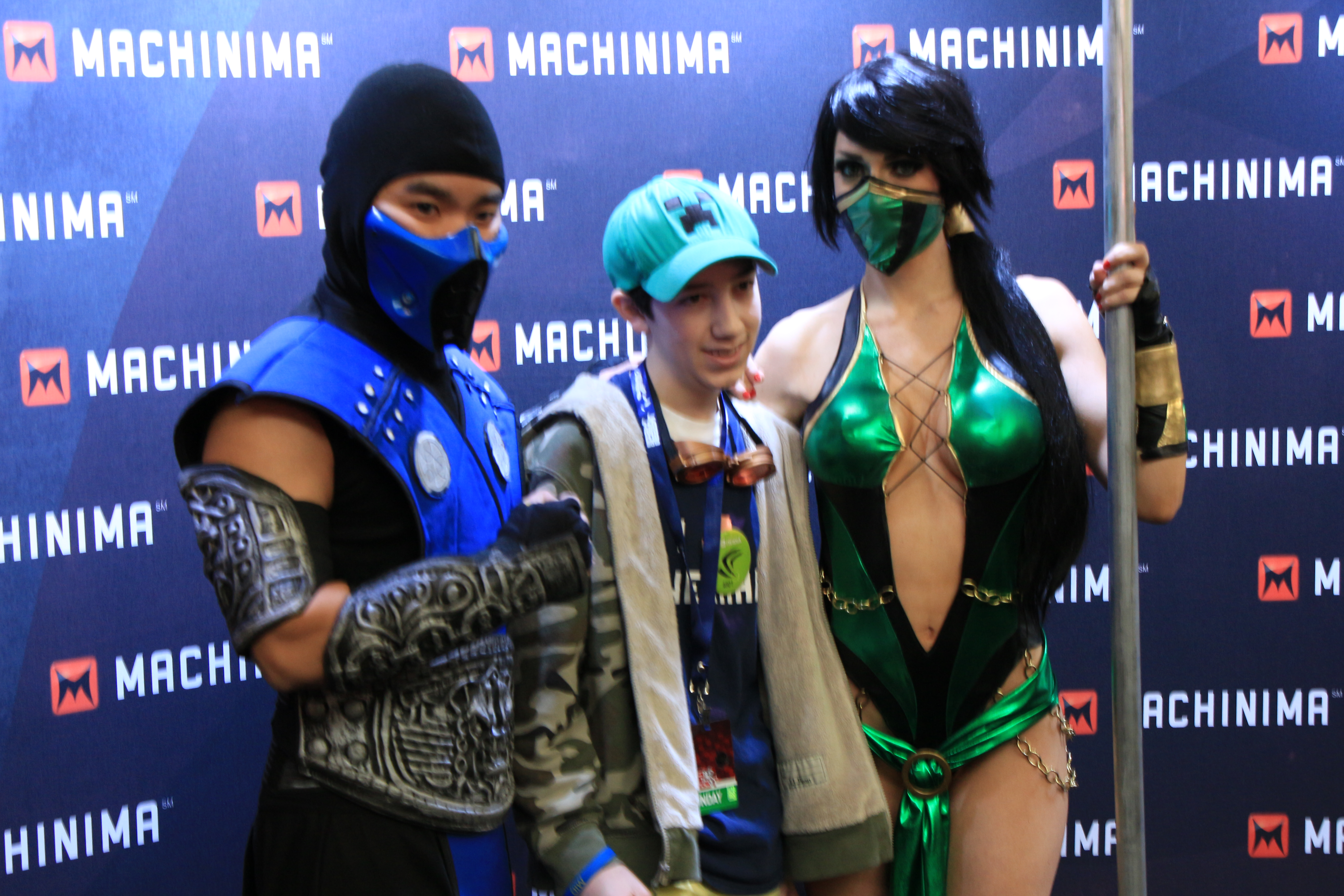 PAX East 2013 - Jade and Sub-Zero 3 by VideoGameStupid on ...