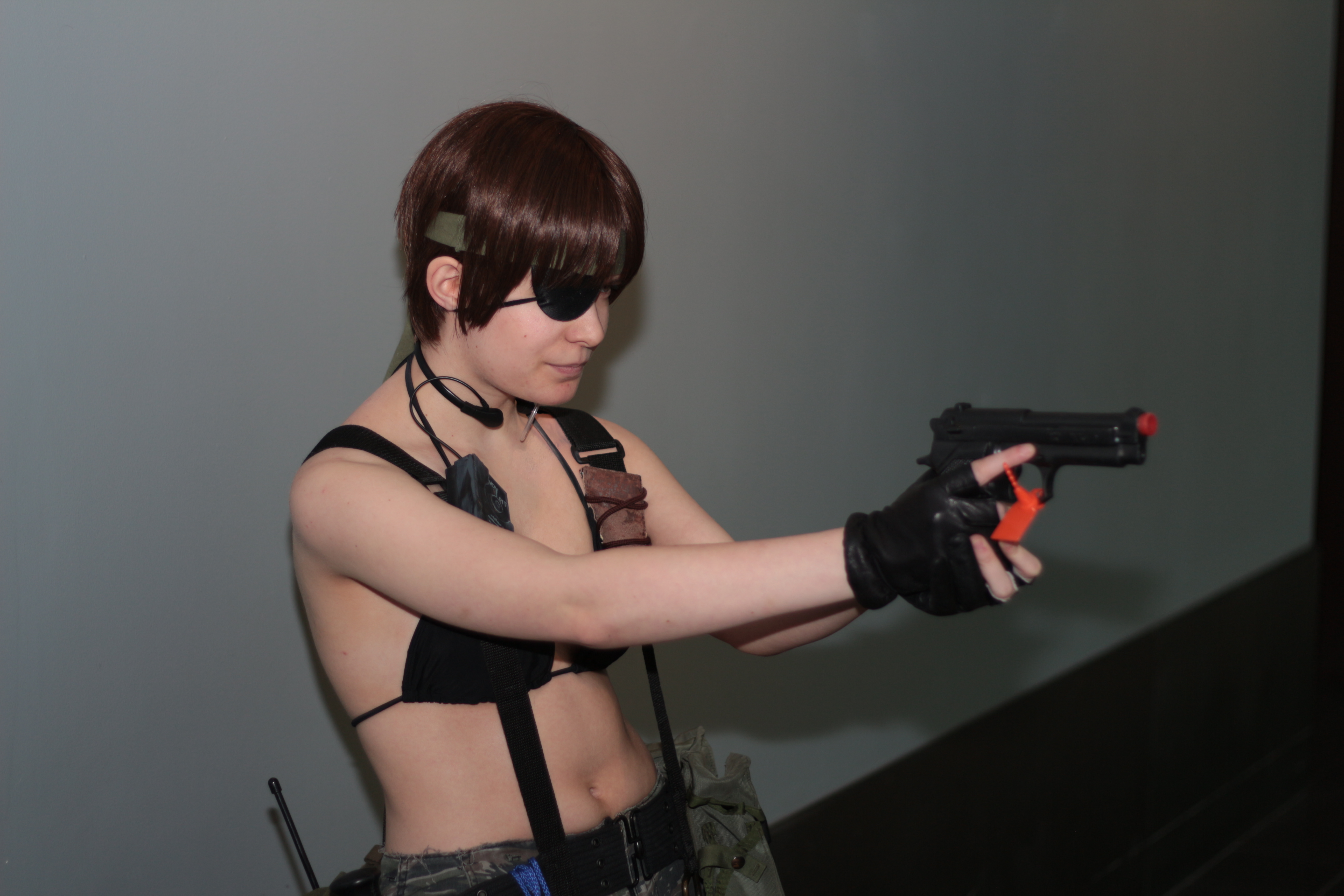 Anime Boston 2013 - Metal Gear Solid Photoshoot 19 by VideoGameStupid