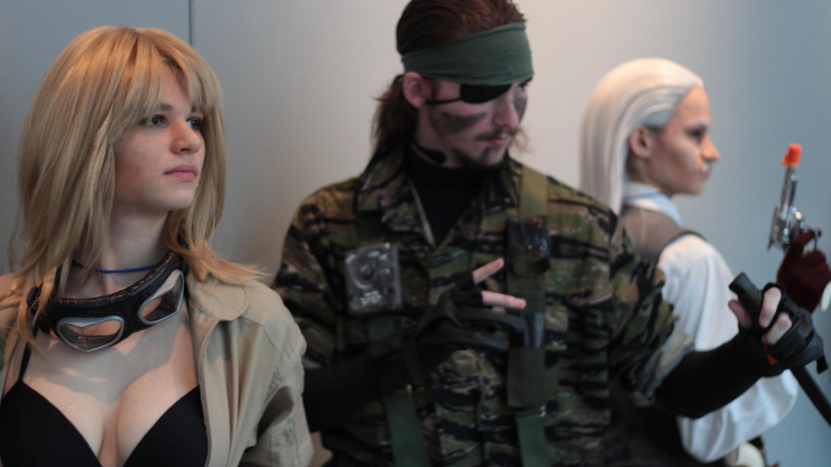 Anime Boston 2013 - Metal Gear Solid Photoshoot 67 by VideoGameStupid