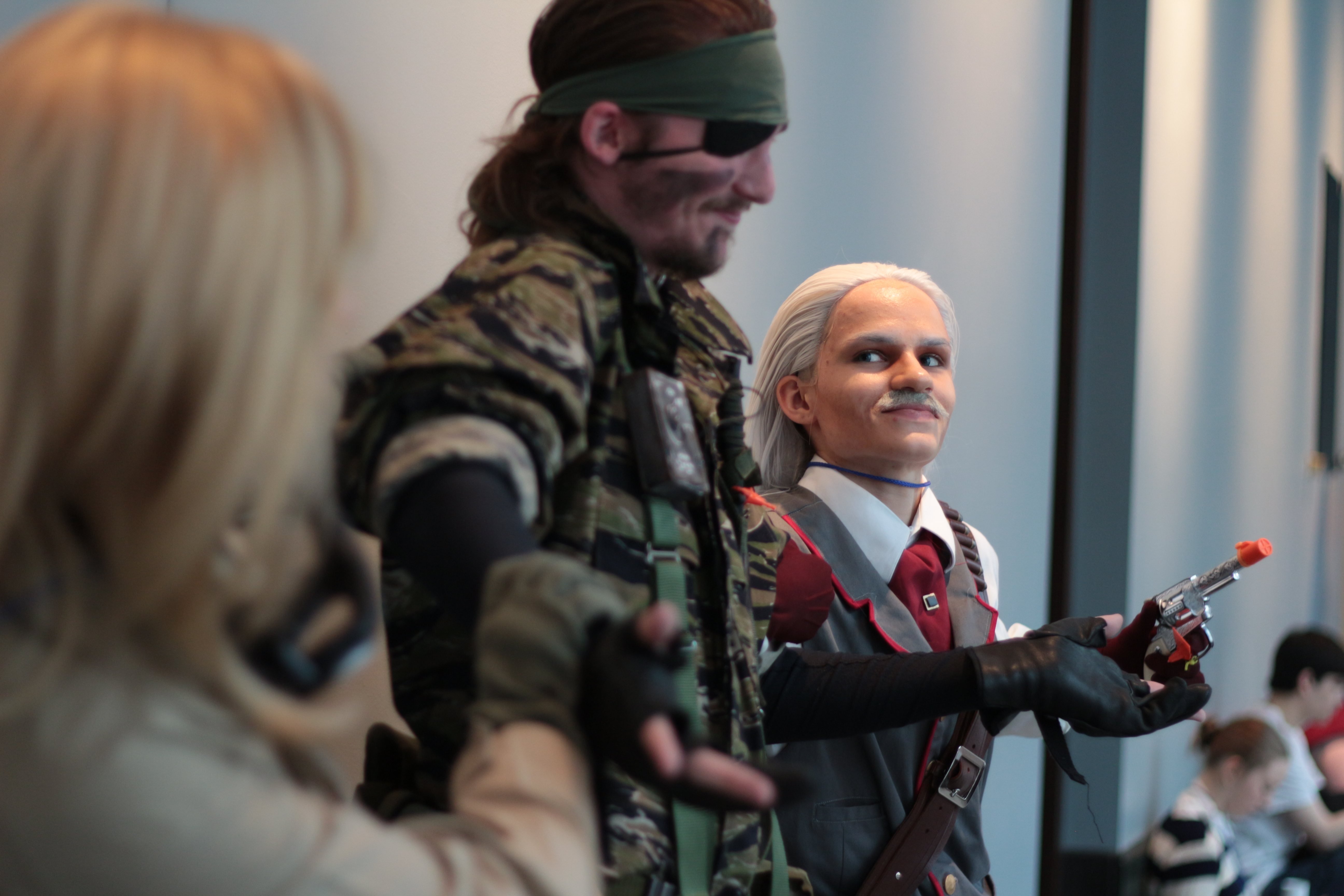 Anime Boston 2013 - Metal Gear Solid Photoshoot 71 by VideoGameStupid