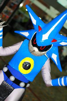 Otakon 2013 - Metal Sonic