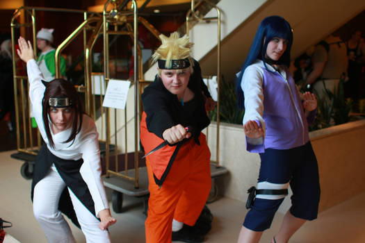 Another Anime Con 2013 - Leaf Clan