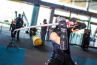 PAX East 2014 - Ryu Hayabusa(EDIT) by VideoGameStupid