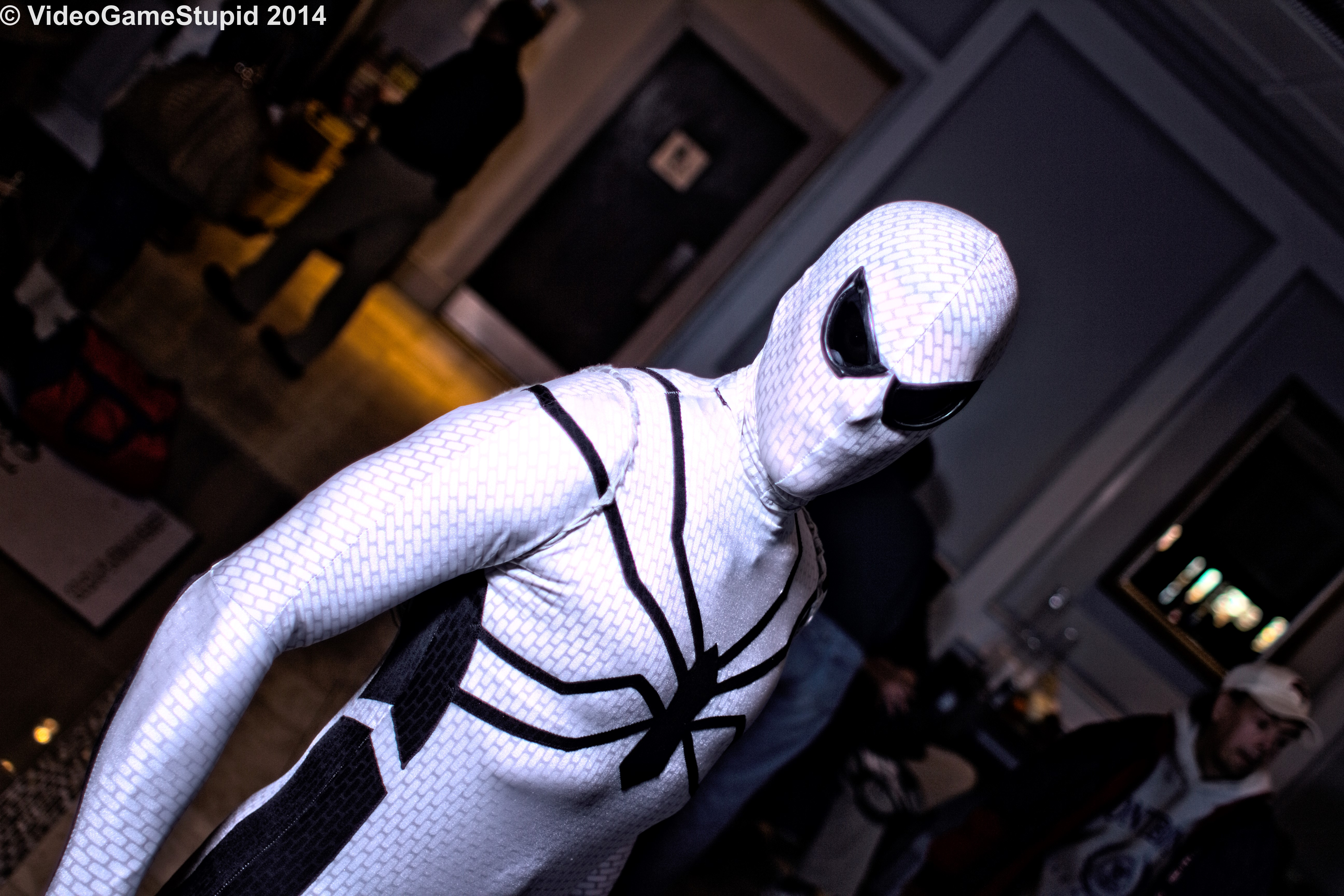 ... Super Mega Fest 2014 - Future Foundation Spiderman by VideoGameStupid & Super Mega Fest 2014 - Future Foundation Spiderman by ...