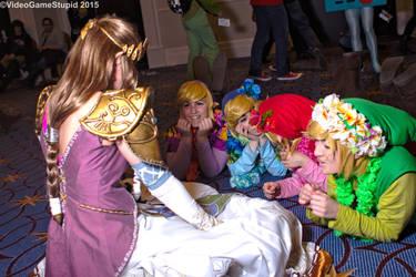 Katsucon 2015 - Storytime with Zelda 1 by VideoGameStupid