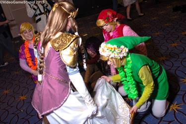 Katsucon 2015 - Storytime with Zelda 2 by VideoGameStupid