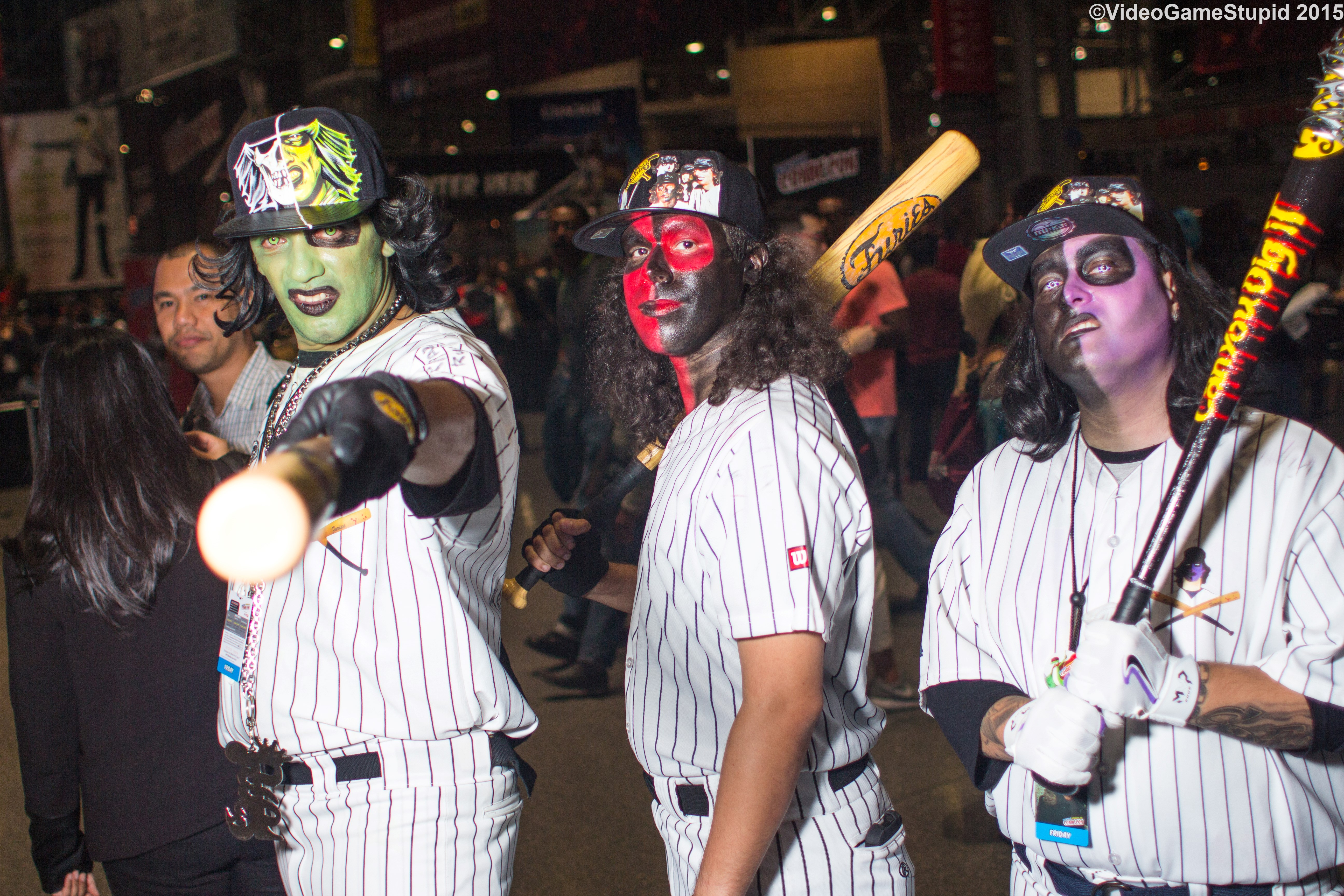 new york comic con 2015 the baseball furies by