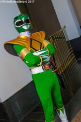 Anime Boston 2017 - Green Ranger