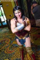 ComiCONN 2017 - Wonder Woman