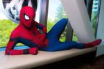 ComiCONN 2017 - Neighborhood Spiderman(PS) 05